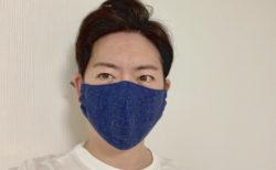かっこいいマスクをいただいたり【普通の日記】