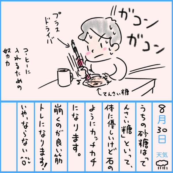 甜菜(てんさい)糖