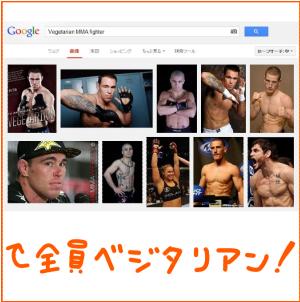 ベジタリアンの格闘家 ニュージャパンキックボクシング(NJKF)