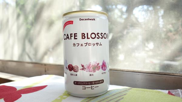 オーガニック缶コーヒー【カフェブロッサム】