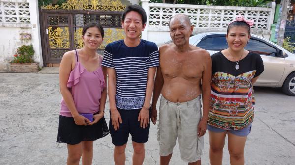 タイ楽しかった