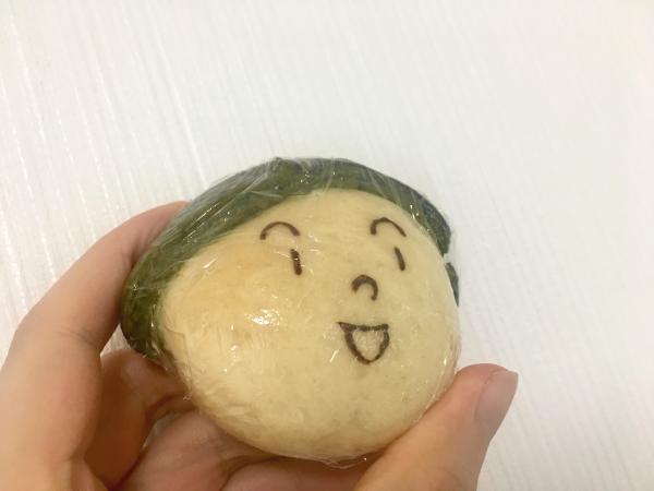 ポン吉ならぬ、パン吉!!!!!