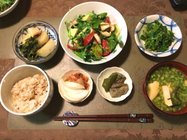 健康有機ご飯