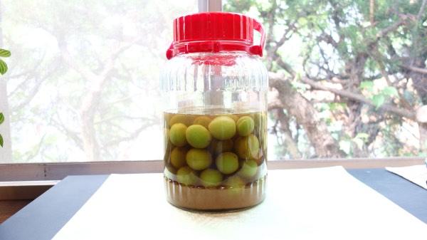 手作り梅酒2
