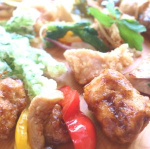 (※閉店っっっ)罪悪感ゼロな食べ放題バイキング【自然食レストラン】はーべすと@青葉台!お肉もお菓子もありまする。