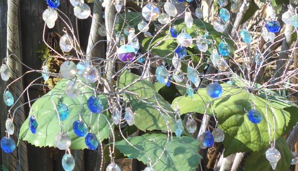 植物ガラス拡大