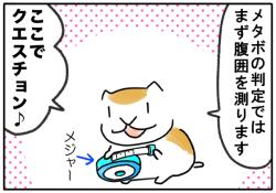 ゴルちゃん18話【メタボの測定方法】