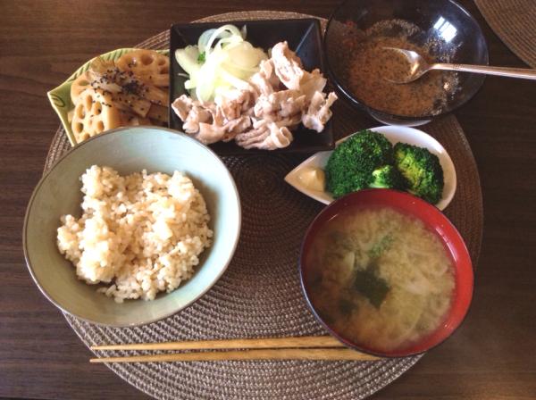 玄米の栄養でダイエット