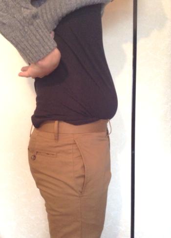 お腹の脂肪を痩せたい