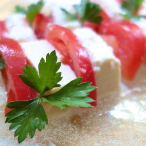 【ベジタリアンのチーズ!】すること1つ【塩こうじ豆腐】の作り方