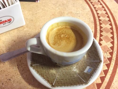 イタリアの有機コーヒーを求めて