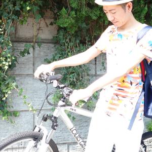 自転車に乗り始めました【普通の日記】