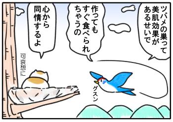 ごるちゃん34話【ツバメの巣で美肌に】