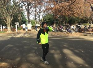 マラソンで筋肉痛になったり【普通の日記】