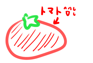 【オーガニック男子あるある㉑】トマトはフルーツ。