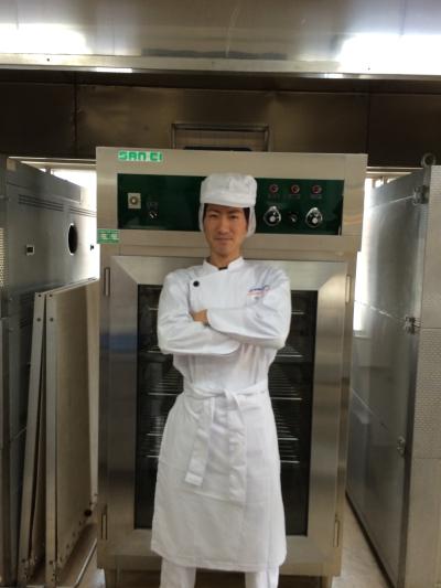 栄養士の調理実習1