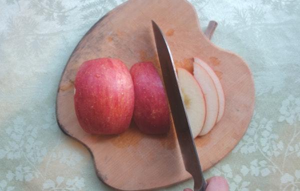 無農薬リンゴ