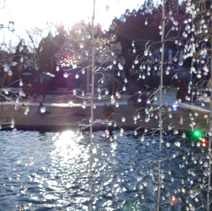 箱根ガラスの森美術館にクーポンで入ったり調理服作ったり【普通の日記】