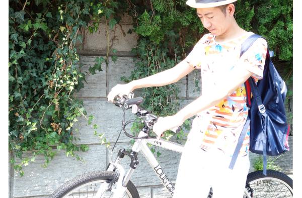自転車は運動になる 腿の筋肉