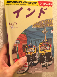 元日からインドへ行くことになったり【日記】