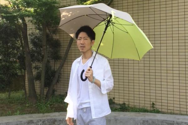 傘が好き【つれづれ日記】