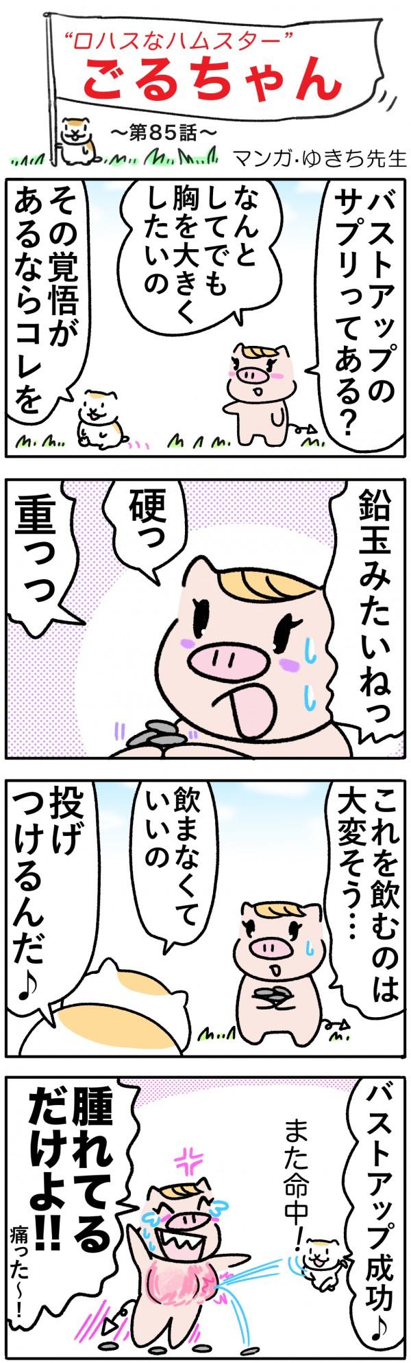 修正版ゴルちゃん