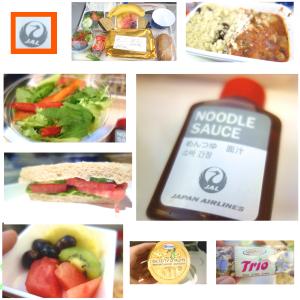 (後編)JALのベジタリアンミールをレポート【通常食と特別機内食を比較!】
