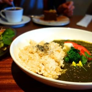 (再訪)鎌倉【Life Force】でマクロビな玄米カレーランチ&カフェを堪能!