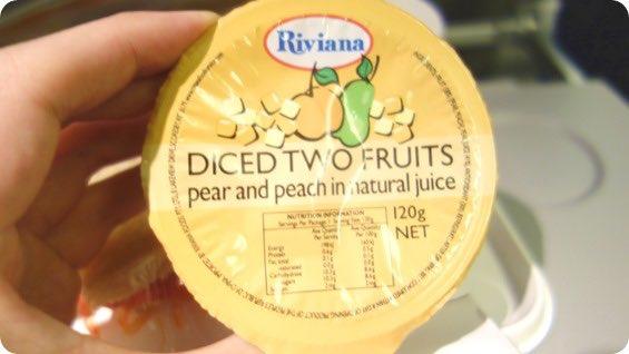 果物のお菓子