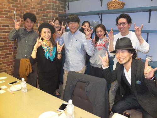 全日本いなり寿司協会の会合に参加したり