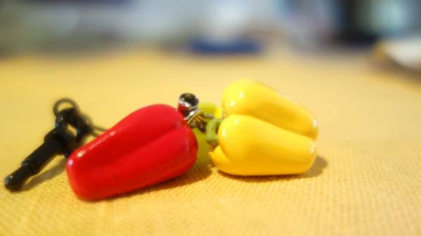 黄色い野菜