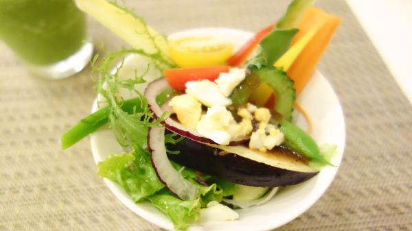 野菜で健康