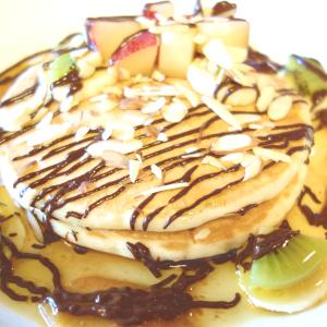 【POEPOE(ポエポエ)】@横浜市藤が丘でベジタブル・オーガニックパンケーキ