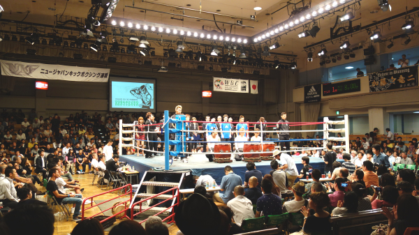 NJKF(ニュージャパンキックボクシング)のチャンピオンの試合と感想