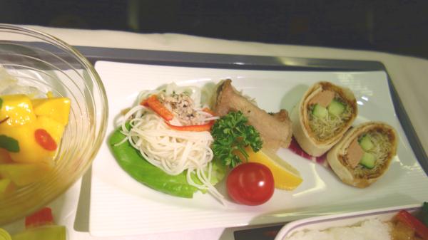 JAL国際線の特別機内食 写真ブログ