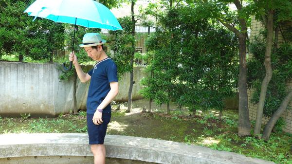 日焼け止めと日傘で脱毛対策!