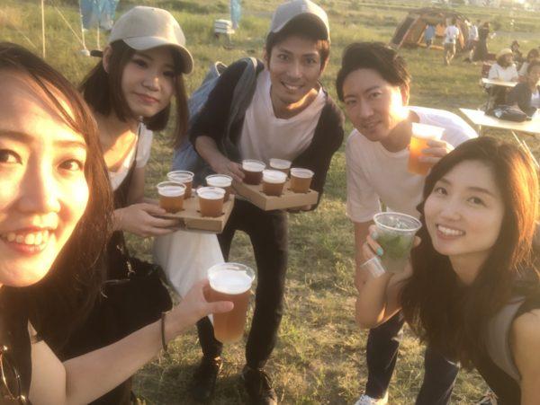 「TAMAGAWA Brew」二子玉川で地ビール飲んだり【つれづれ日記】