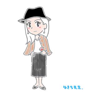 (追記)女性のファッションサイトで勉強したり【日記】