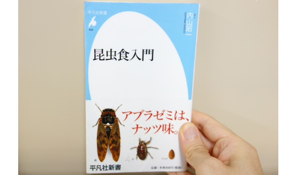 昆虫のたんぱく質ランキング
