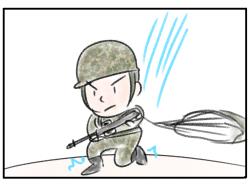 大人漫画で覚える英単語 Lesson.2【occupy】