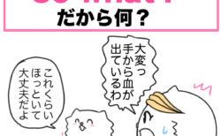 英語表現3 So what(だから何?)
